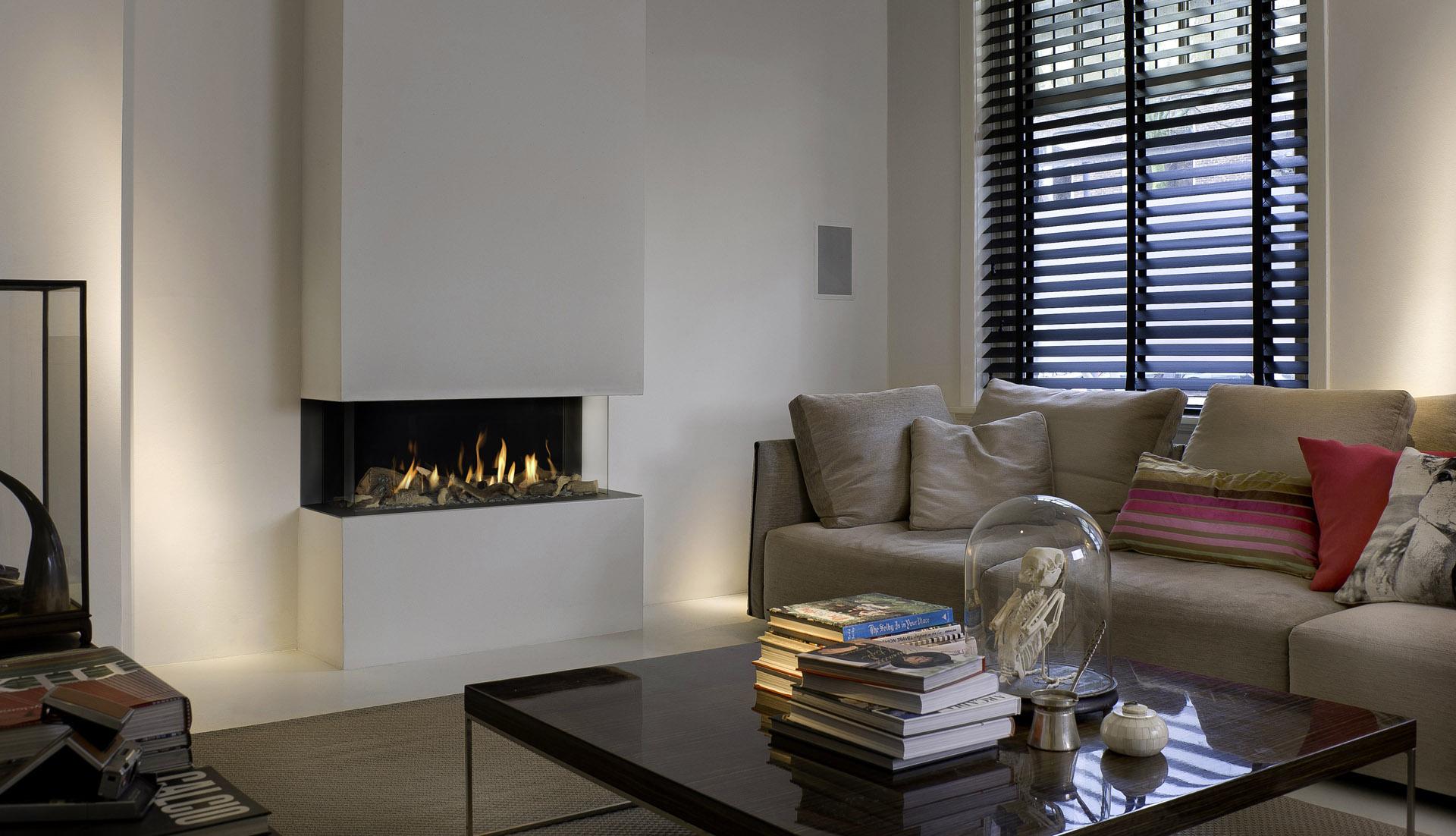 gaskamine von kaminbau stegemann exklusives design. Black Bedroom Furniture Sets. Home Design Ideas