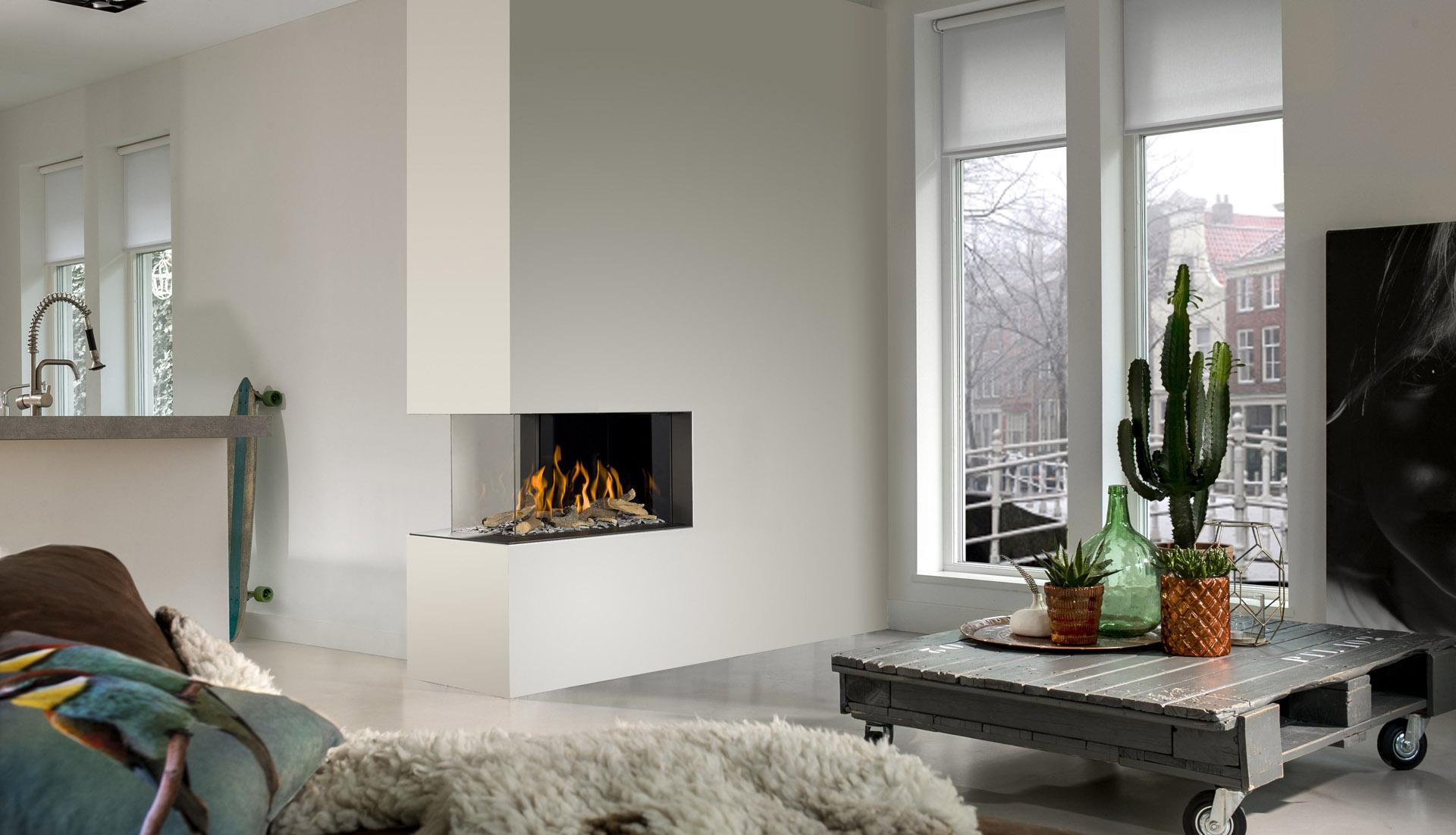 Gaskamine Von Kaminbau Stegemann Exklusives Design